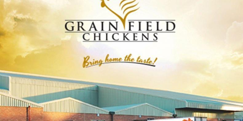 Grain Field Chickens logo