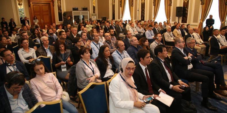 20 Keys partner presentations at the 27th International 20 Keys Conference