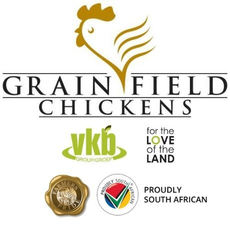 Grain Field Chickens